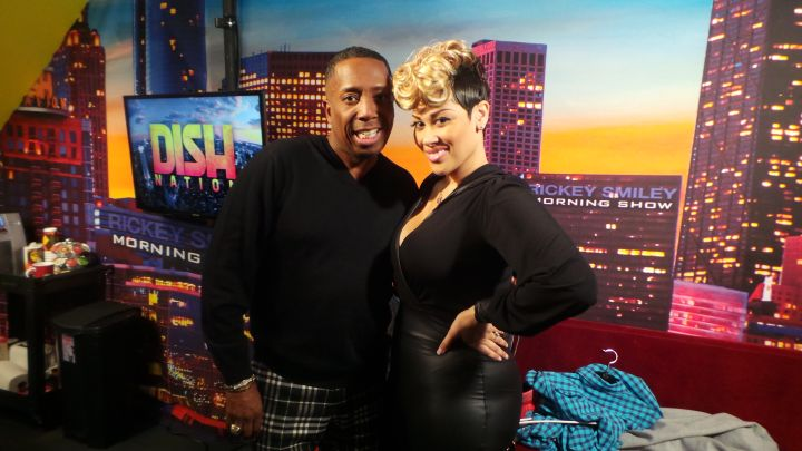 Gary With Da Tea and KeKe Wyatt