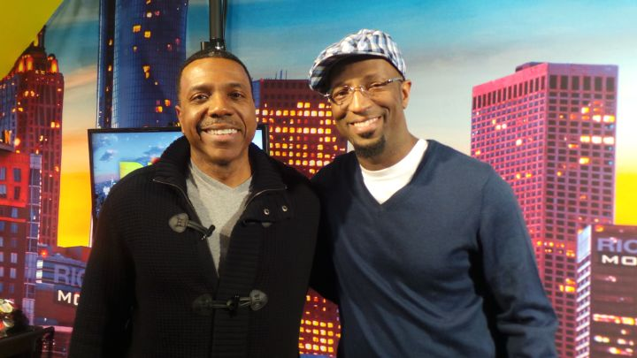Pastor Creflo Dollar & Rickey Smiley