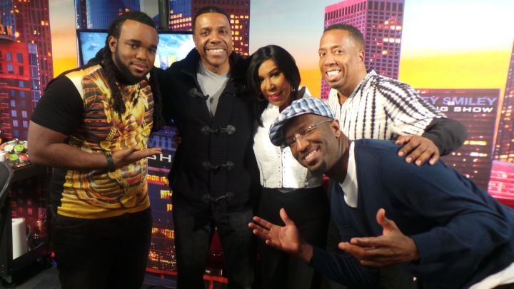 Rickey Smiley Morning Show with Creflo Dollar