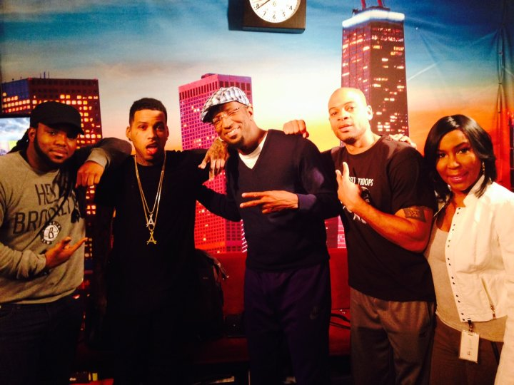 Rickey Smiley Morning Show with Kid Ink