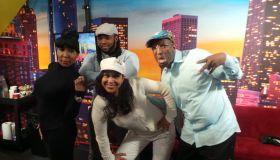 Ebony Steele, Headkrack, LisaRaye & Rickey Smiley