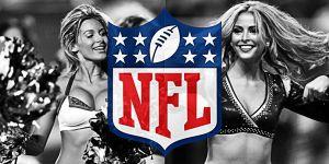 NFL Hottest Cheerleaders GiantLife