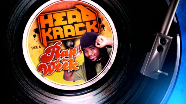 Headkrack Rap of the Week