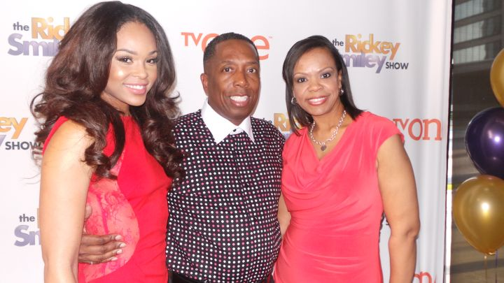 The Rickey Smiley Show Viewing Party