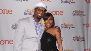 Rickey Smiley, Ebony Steele