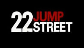 A movie poster for 22 Jump Street