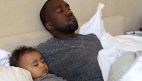 North West & Kanye West