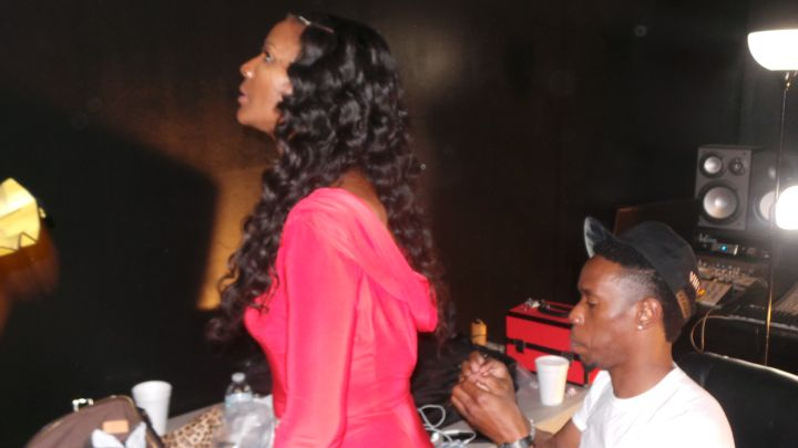 Momma Dee Shoots Video For 'I Deserve'