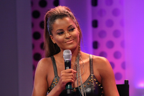 Claudia Jordan On BET