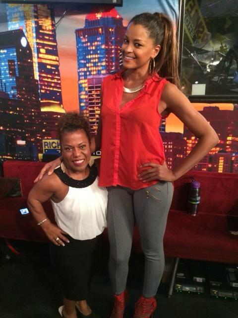 Tonya Banks & Claudia Jordan