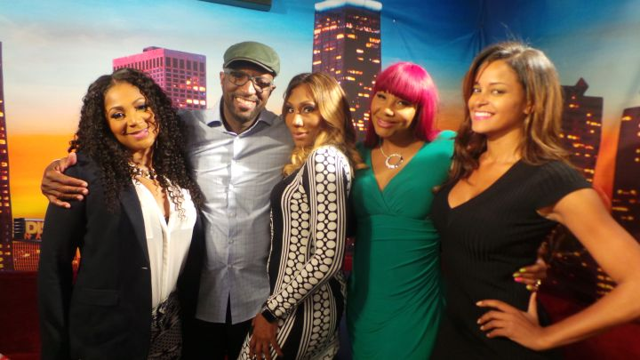 The Braxton Sisters With The Rickey Smiley Morning Show
