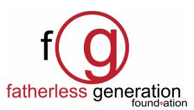 The Fatherless Generation Foundation Inc.