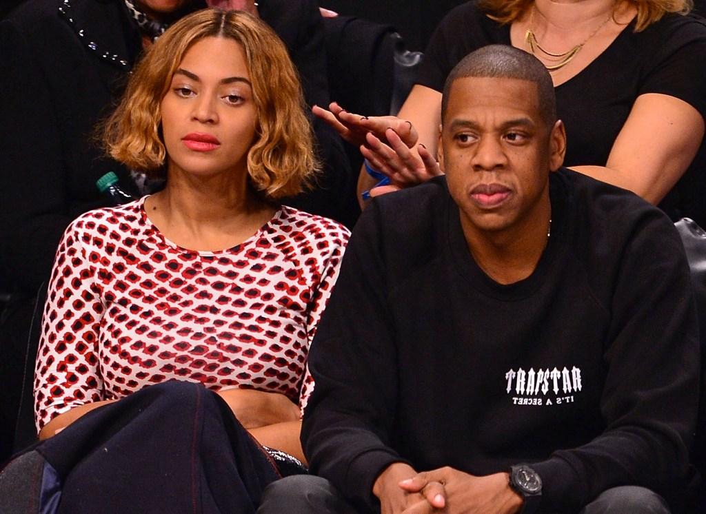 Celebrities Attend The Oklahoma City Thunder Vs Brooklyn Nets Game - November 3, 2014