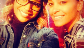 Cynthia Bailey and Claudia Jordan