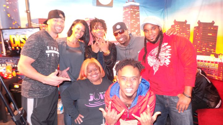 Rae Sremmurd Visits The Rickey Smiley Morning Show
