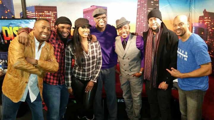 Will Packer and Affion Crockett Visit The Rickey Smiley Morning Show