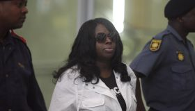 Angie Stone Visits South Africa