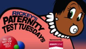 Rickey Smiley Paternity Test Tuesday Graphic