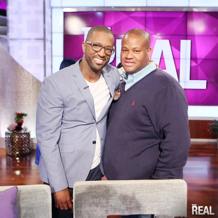 Rickey Smiley and Vince Herbert