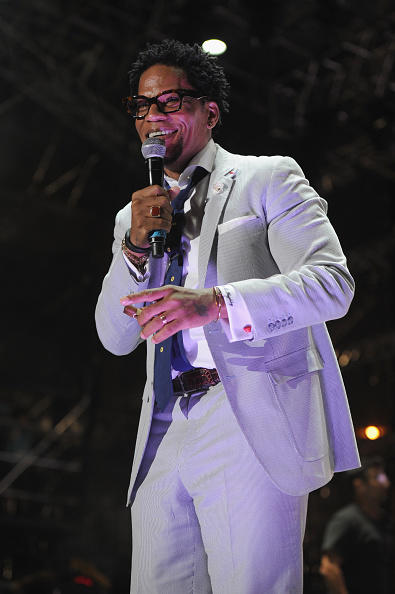 D.L. Hughley At Jazz In The Gardens