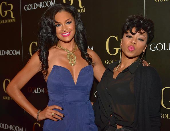 Claudia Jordan's Birthday Celebration At Gold Room