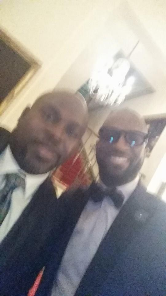 Rickey Smiley Attends Evening Of Gospel Music At The White House