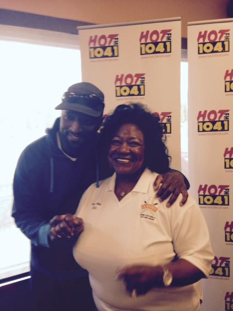 Rickey Smiley Meets Listeners For Breakfast In St. Louis