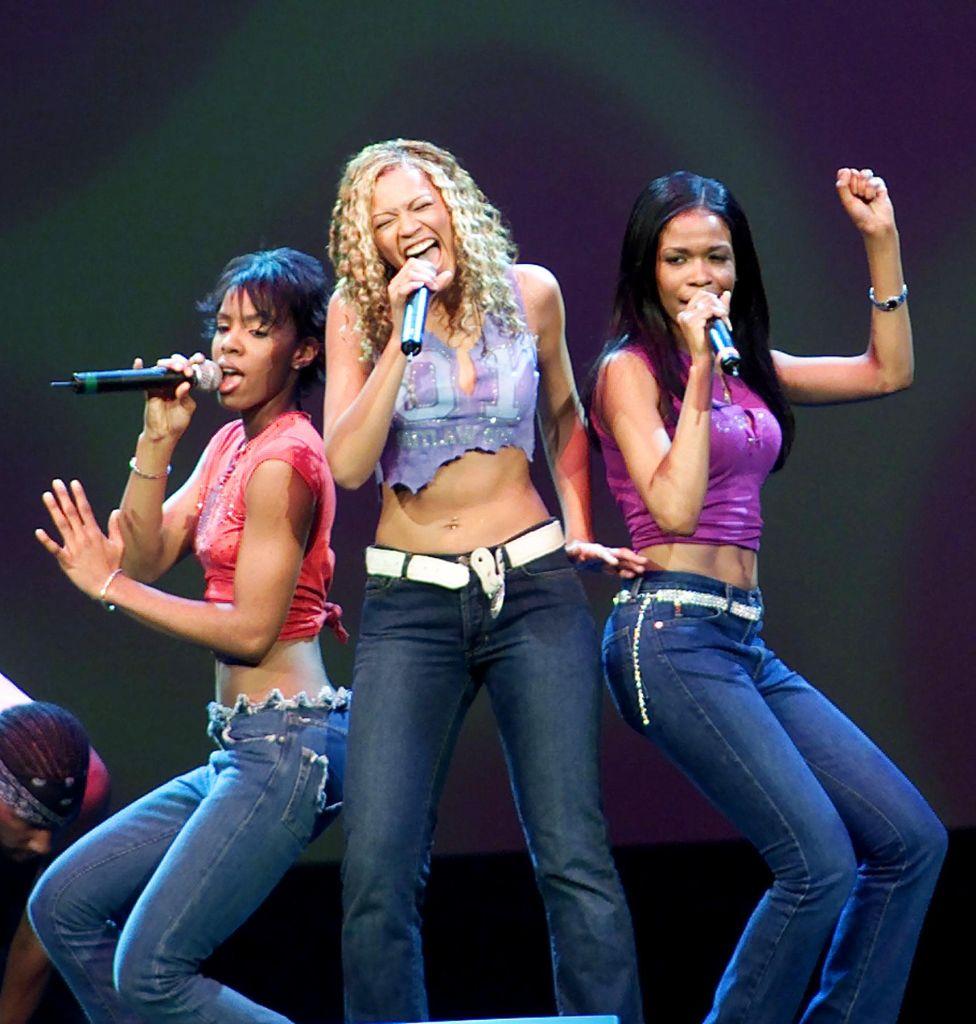 Destiny's Child Soul Train Awards