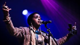 Lauryn Hill Performs At Indigo2 In London