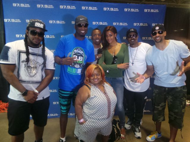 The Rickey Smiley Morning Show Cast