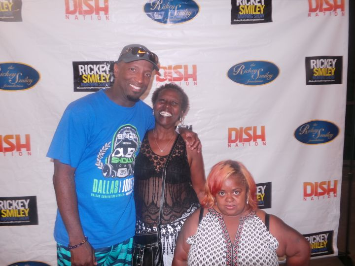 Rickey Smiley & Juicy With A Listener