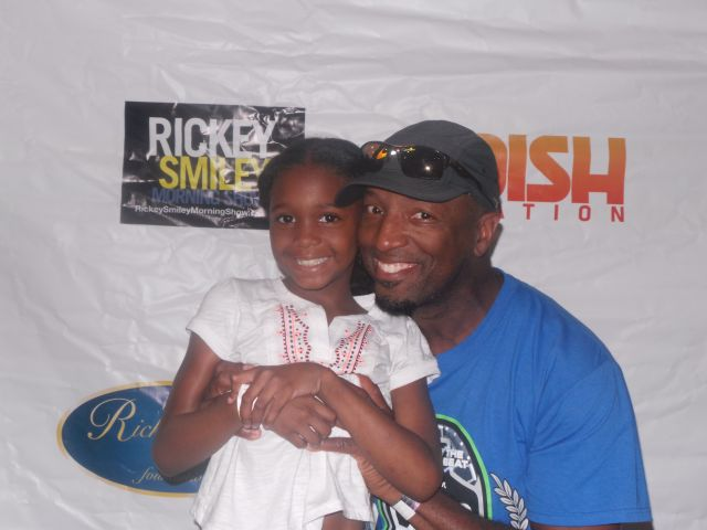 The Rickey Smiley Morning Show Gets Love In Dallas!