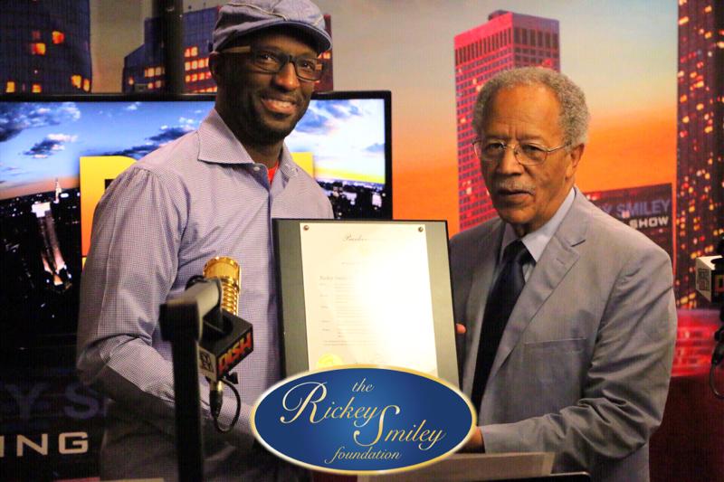 Rickey Smiley Honored By The City Of Atlanta