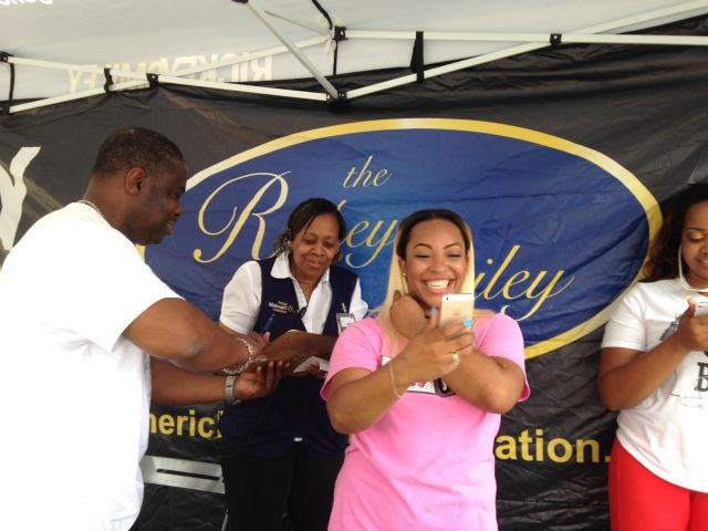 The Rickey Smiley Morning Show School Supply Drive