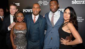 'Power' New York Premiere - Arrivals