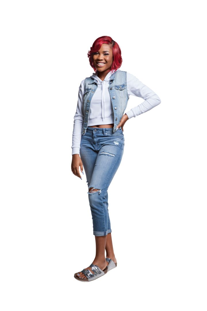 D'Essence: Rickey Smiley's Daughter