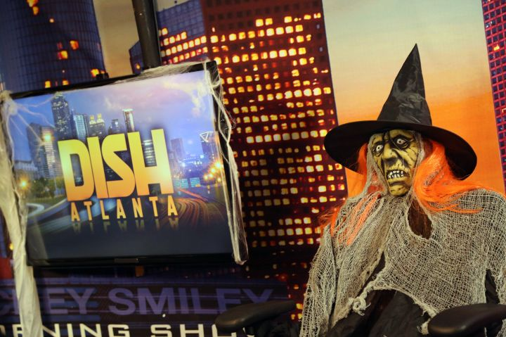 """Dish Nation"" Witch"