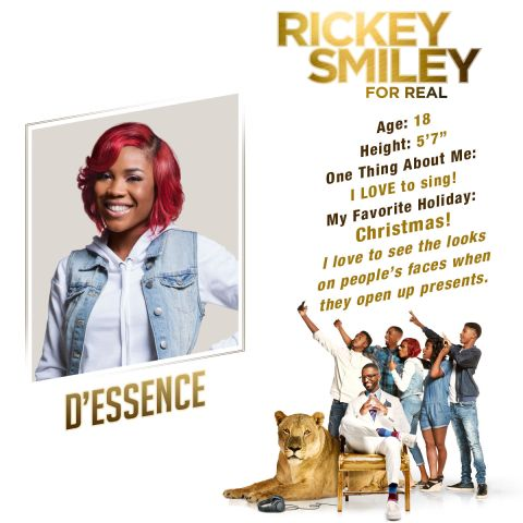 Rickey Smiley For Real Social Cards