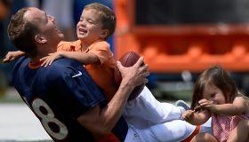 Denver Broncos camp