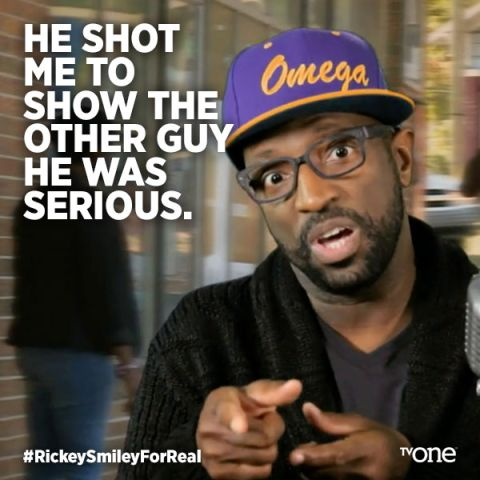 Rickey Smiley For Real, Episode 106