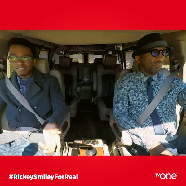 Brandon & Rickey Smiley