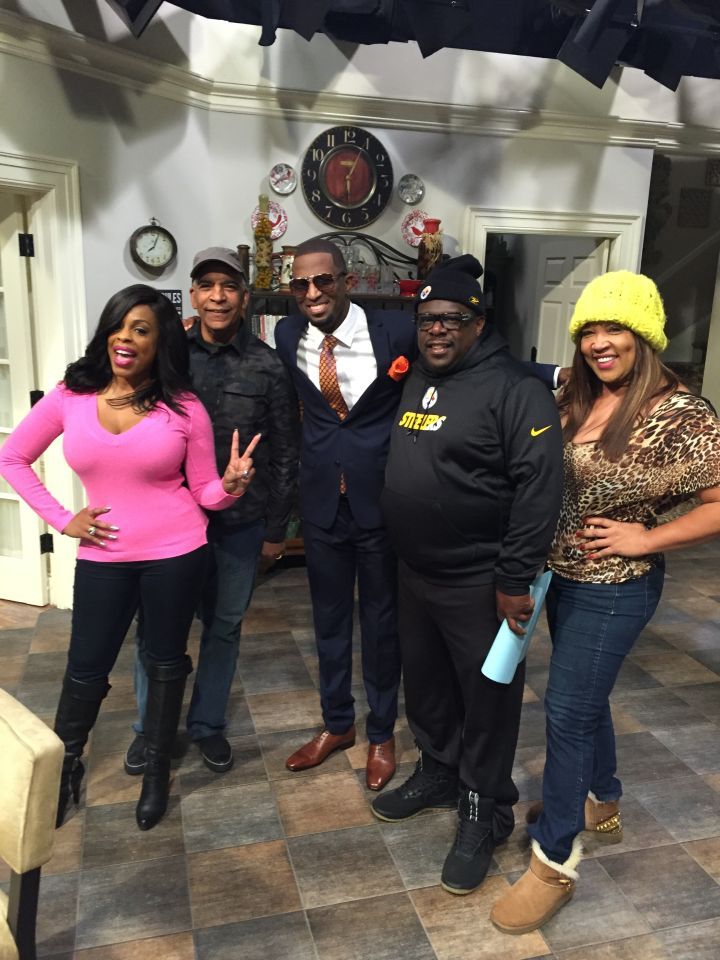 Rickey Smiley, Ced The Entertainer, Niecy Nash & Kym Whitley