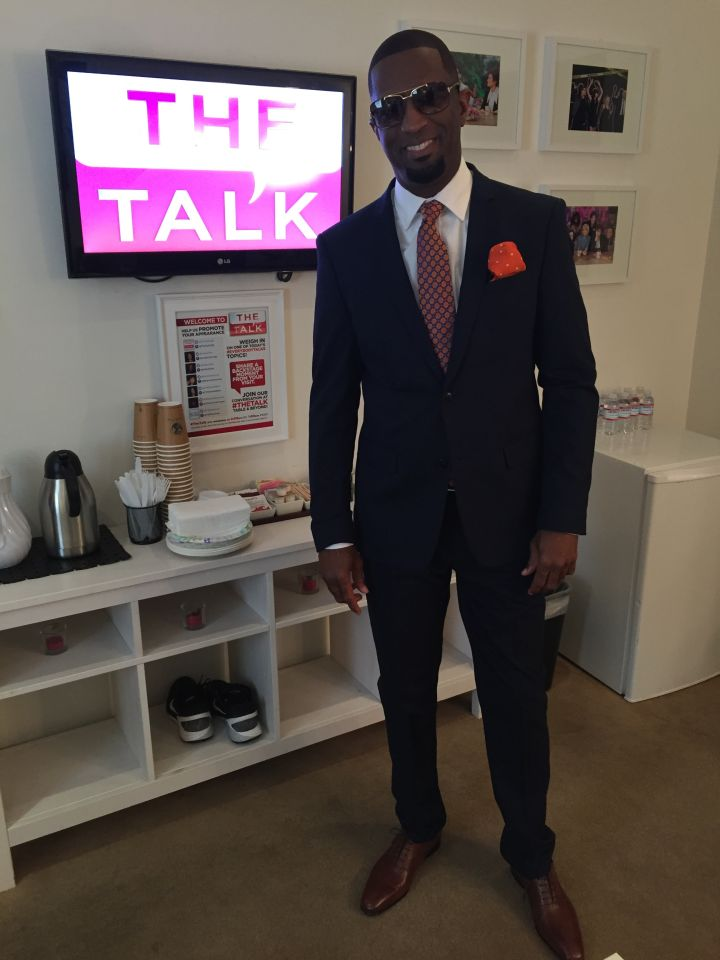 Rickey Smiley On The Talk
