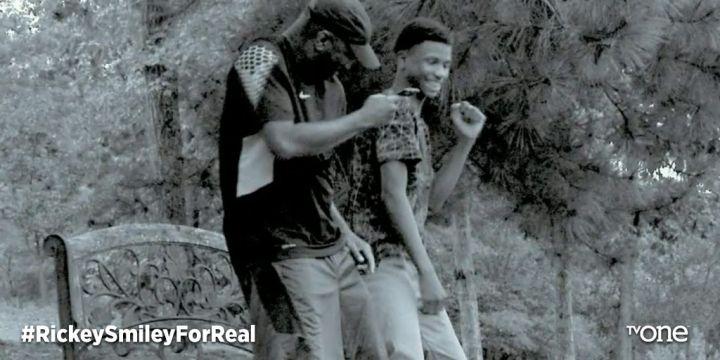Rickey Smiley & Malik