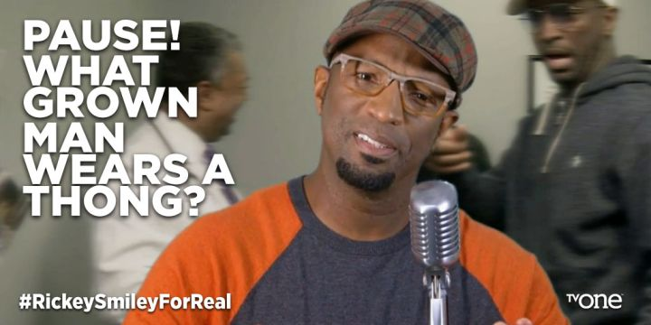 Rickey Smiley For Real Episode 108