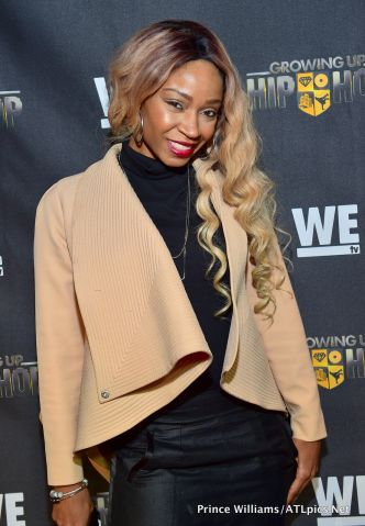 "WeTV Hosts Star-Studded ""Growing Up Hip Hop"" ATL Premiere"