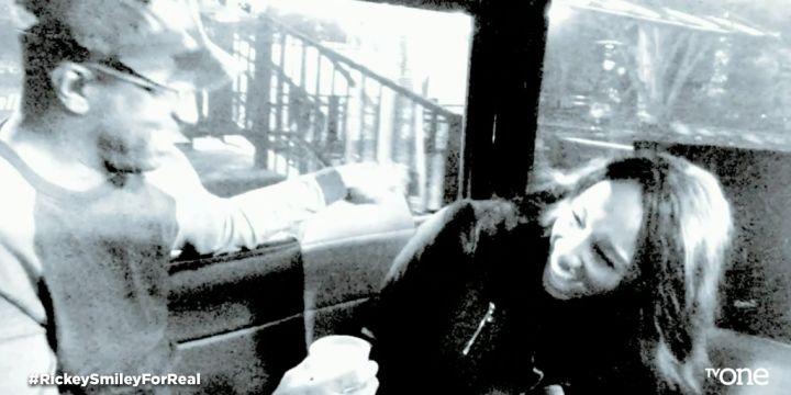 Rickey Smiley & Maria Taylor
