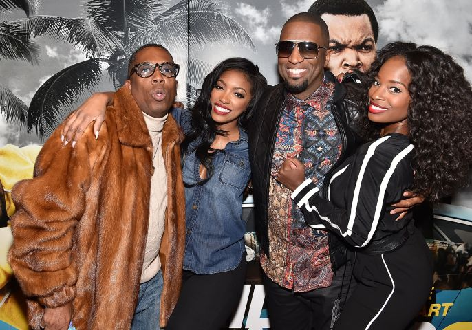 "Rickey Smiley At ""Ride Along 2"" Premiere In Atlanta"