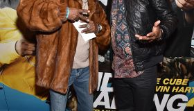 "Rickey Smiley At ""Ride Along 2"" Premiere In Atlanta"