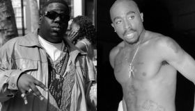 tupac biggie side by side